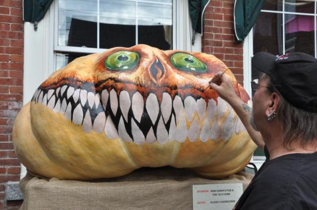 Glenn Chadbourne - Pumpkinfest 2013