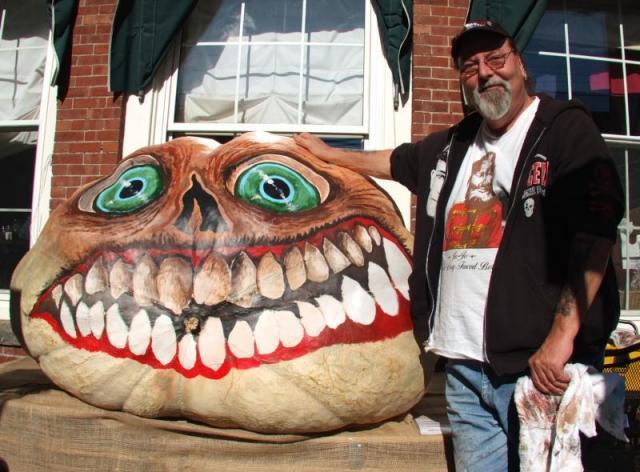 Glenn Chadbourne - Pumpkinfest 2014